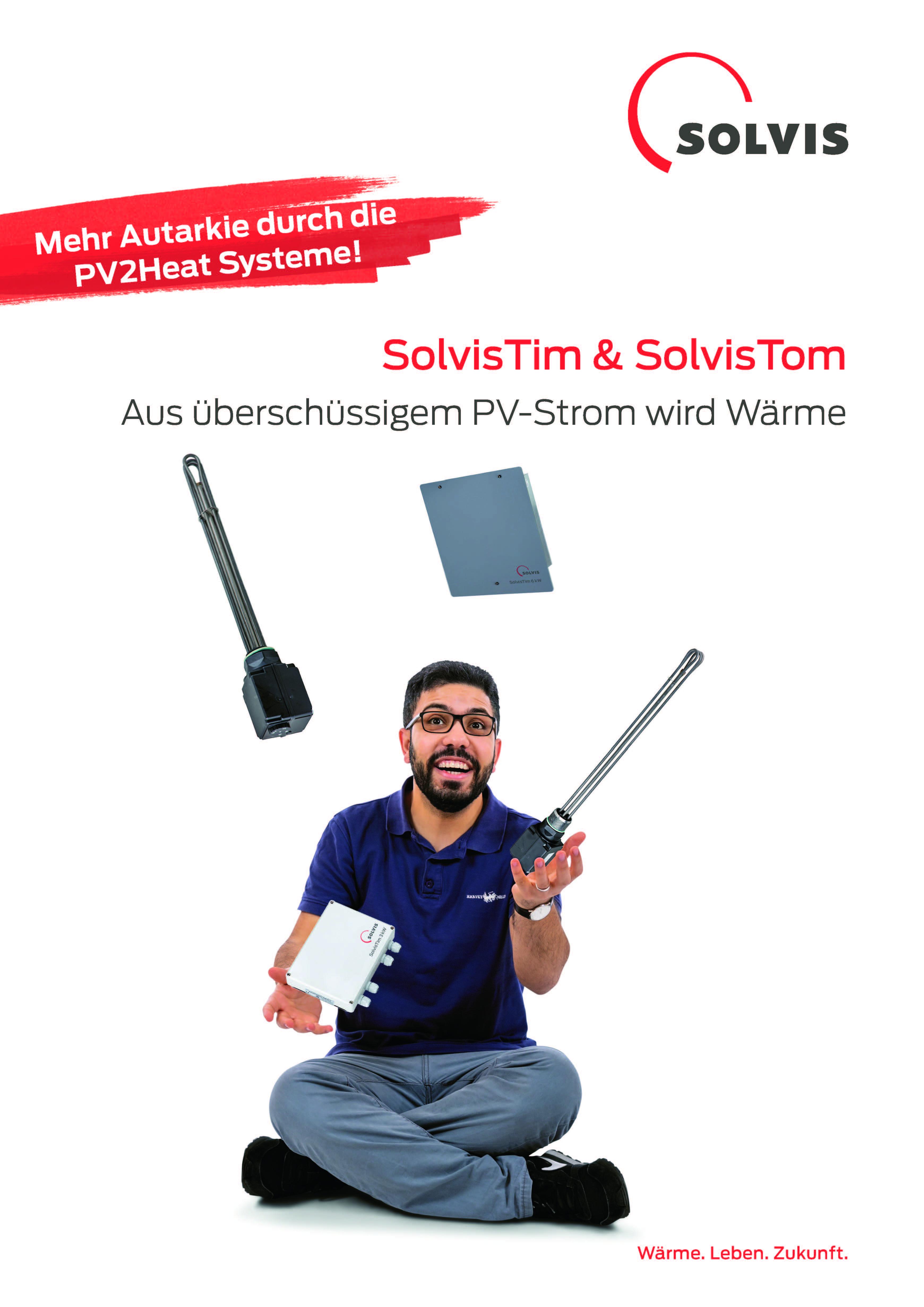 Produktbroschüre SolvisTim-SolvisTom