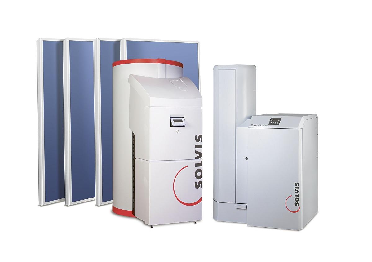 SolvisLino und SolvisMax Energiemanager